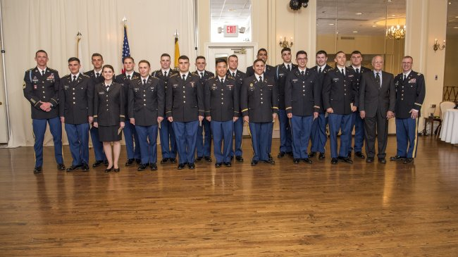 2018 Tiger Battalion Awards Banquet
